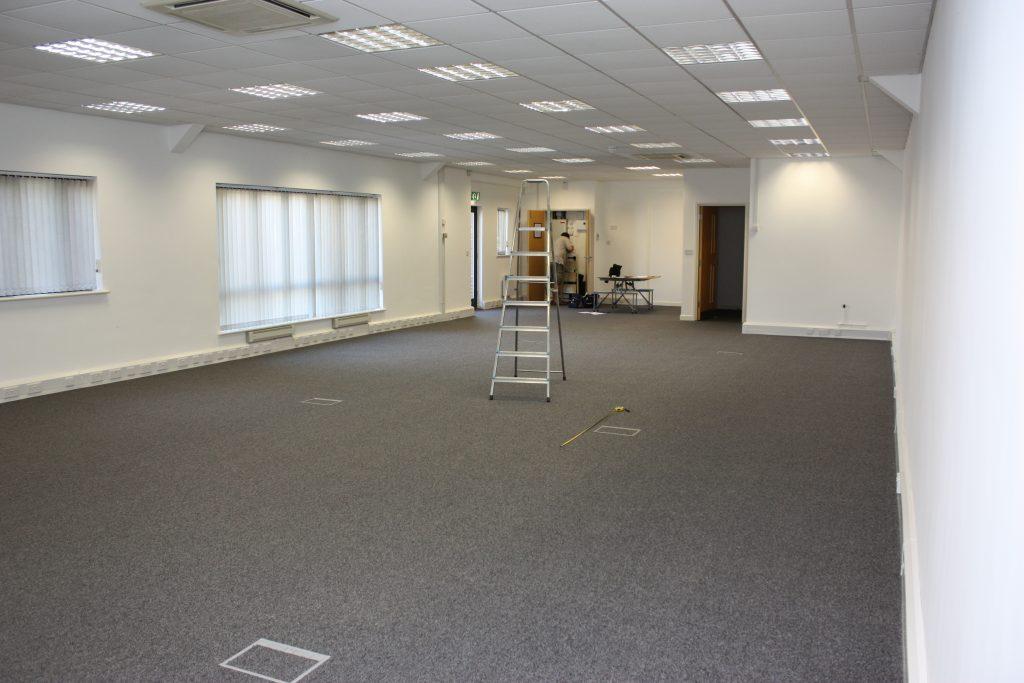 Albacore prepare to move offices