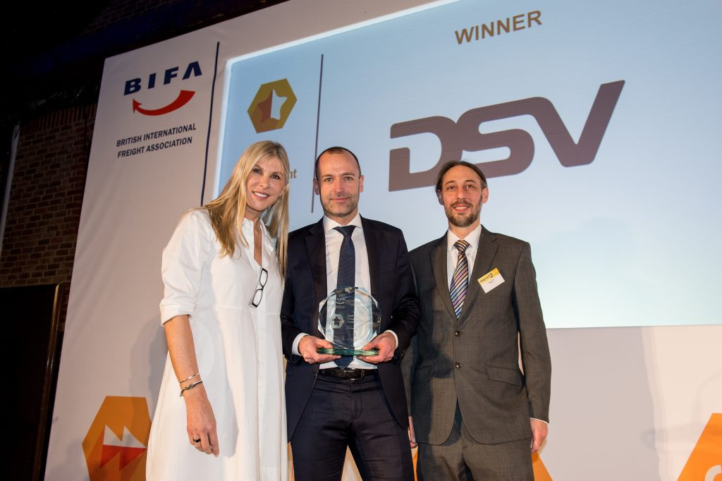 DSV – win, CCL – Highly commended