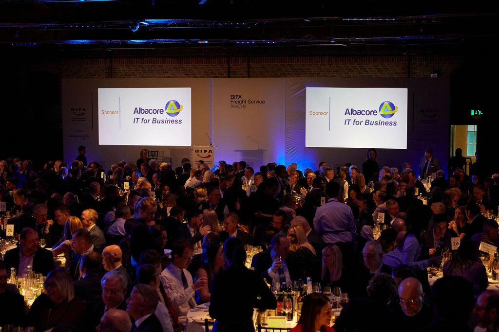 BIFA Freight Service Awards